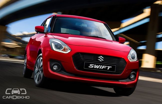Seven Upcoming Maruti Suzuki Cars In India  CarDekhocom