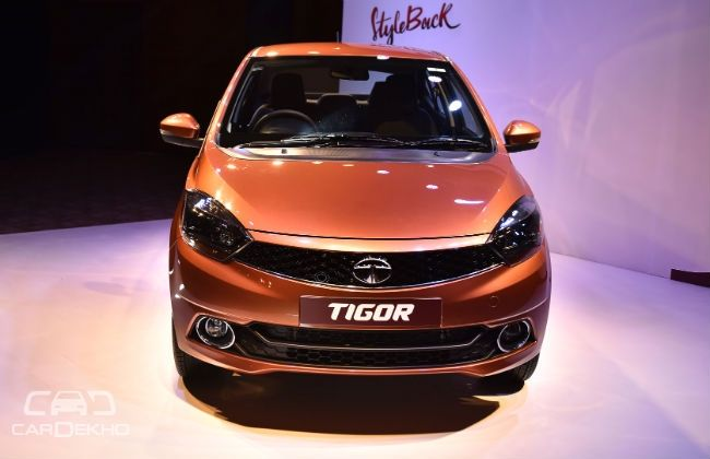 Tata Tigor Sedan Launched: Specs and Features Unveiled