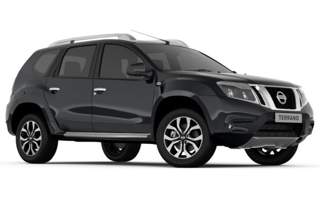 Nissan India launches 2017 Terrano at Rs 990000