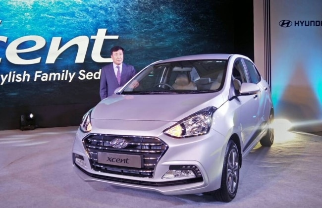 New Hyundai Xcent to be launched tomorrow