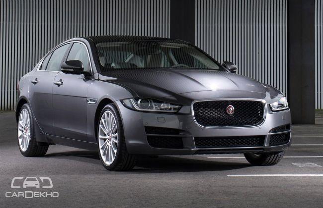 JLR Launches Diesel Variant Of Jaguar XE Sedan