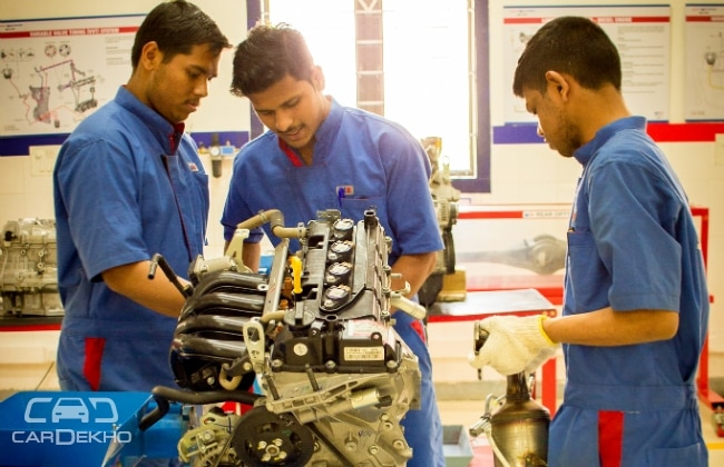 CSR initiatives of Maruti Suzuki