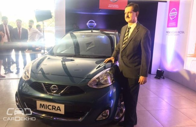Nissan launches updated version of Micra at Rs 5.99 lakh