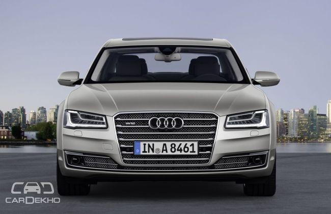 Audi Confirms Standard Electrified 48-Volt Powertrains For New A8