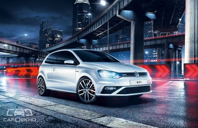all new volkswagen polo gti 5 things to know. Black Bedroom Furniture Sets. Home Design Ideas