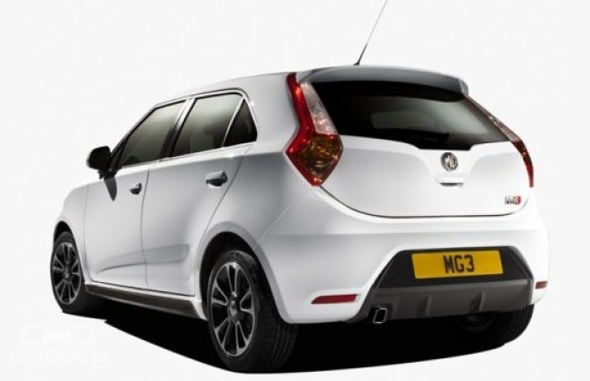 the mg 3 is powerful and it takes it around 104s to do the 0 100kmph sprint the engine is a 106ps naturally aspirated unit which puts it in polo gt tsi
