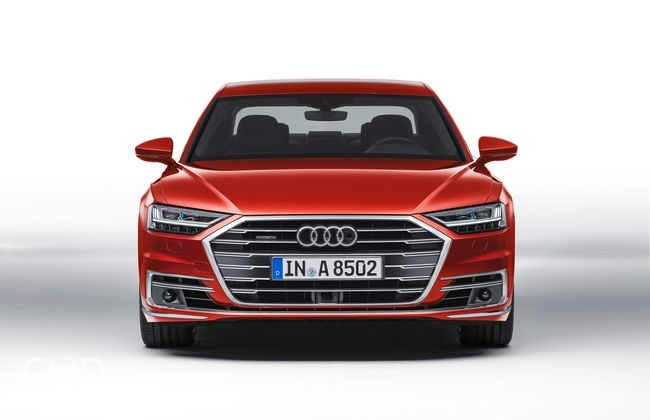 New Audi A8 Offers Level 3 Autonomous Features And Electrified Drive