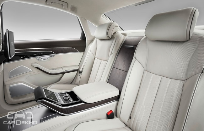 Drivers Can Watch TV in Audi's New A8