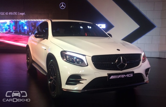 Mercedes AMG GLC43 Launched in India