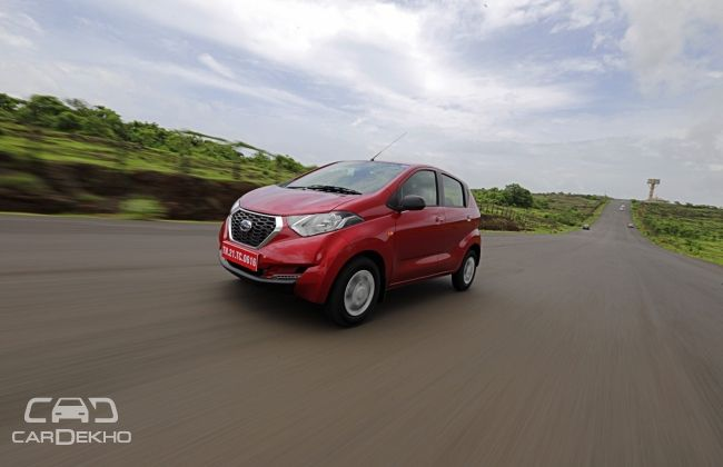 Datsun redi-GO 1.0L launched for Rs. 3.52 lakh