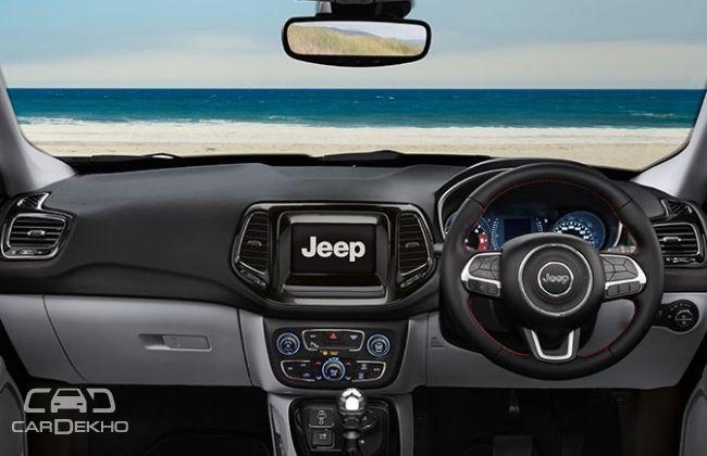 jeep compass manual vs automatic