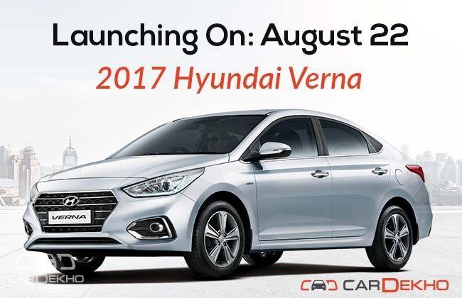 2017 Hyundai Verna