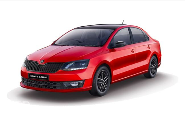 Skoda Octavia RS and Rapid Monte Carlo unveiled, to launch in India in August 2017
