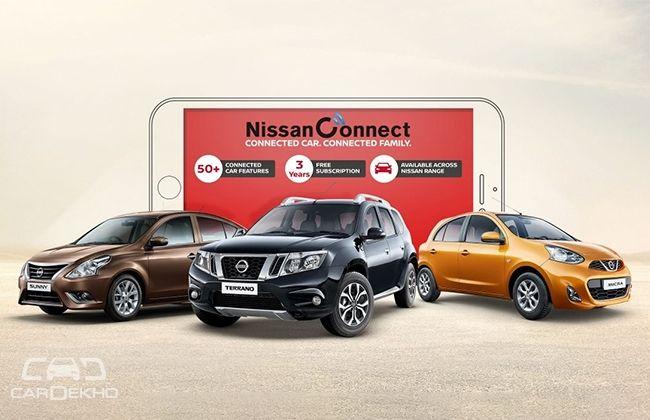 nissan launches nissanconnect connected car tech. Black Bedroom Furniture Sets. Home Design Ideas