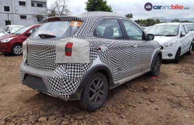 2018 Ford Figo Cross