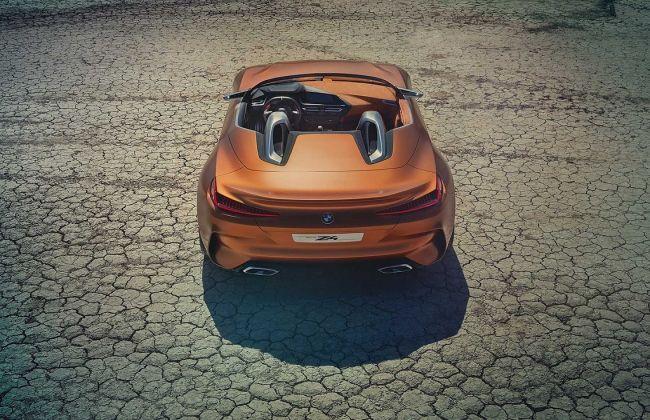 BMW Z4 Roadster Concept