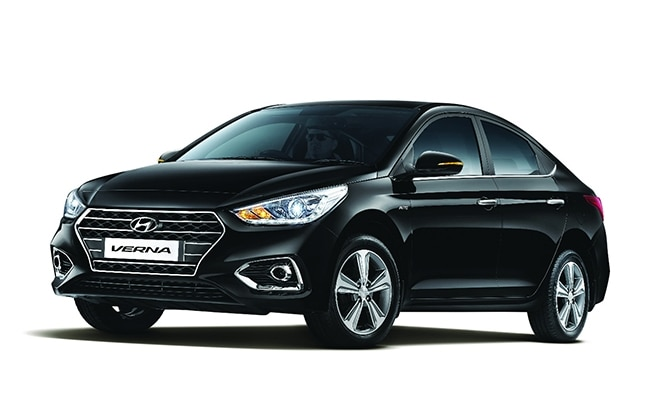 Hyundai Unwrapped All-New 2017 Verna Mid-Size Sedan Coupe in India