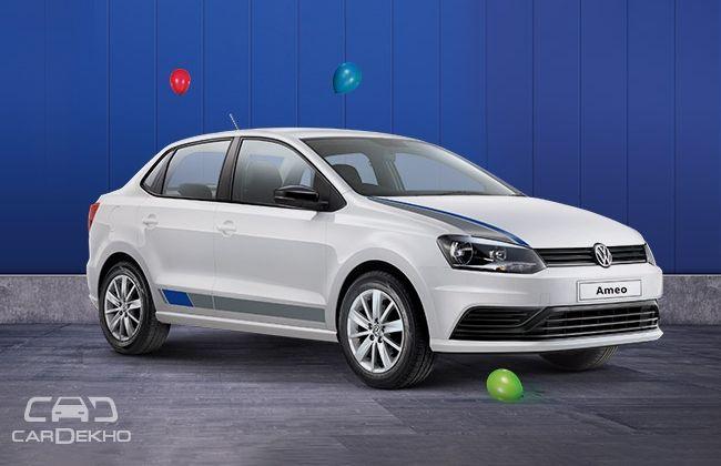 VW Ameo Anniversary Edition