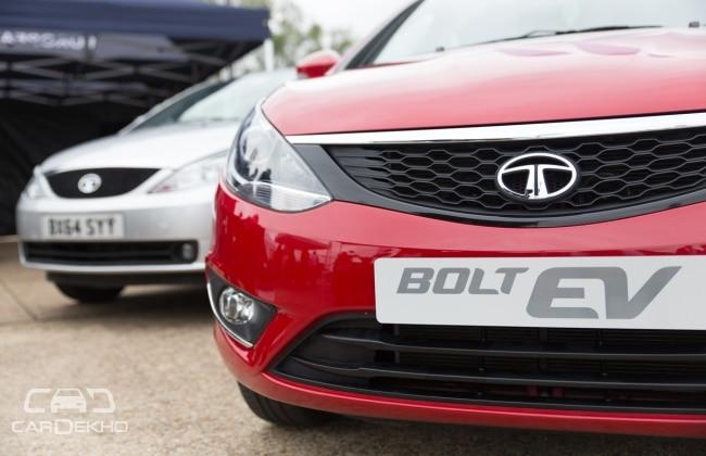 Tata Bolt and Vista EV