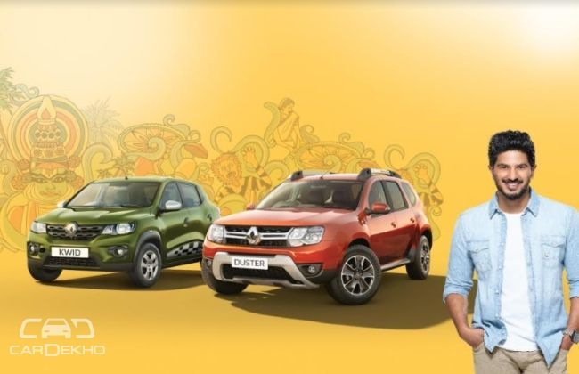 renault festive offers duster gets 1 6l cash discount kwid joins it too. Black Bedroom Furniture Sets. Home Design Ideas