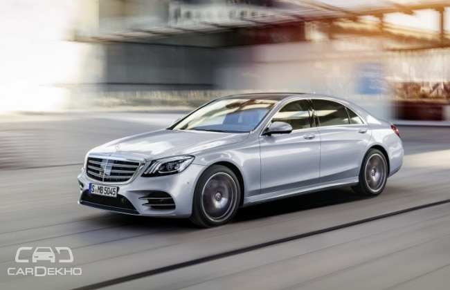 Upcoming Mercedes-Benz