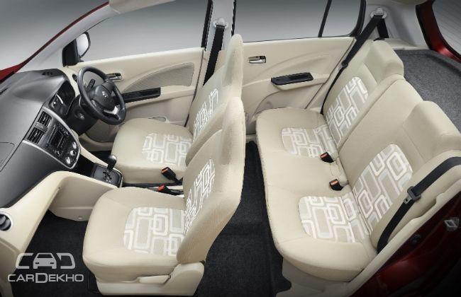 Maruti Suzuki Celerio Facelift