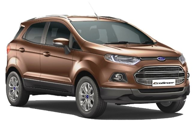 Ford EcoSport attractive offers