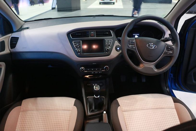 2018 Hyundai Elite i20