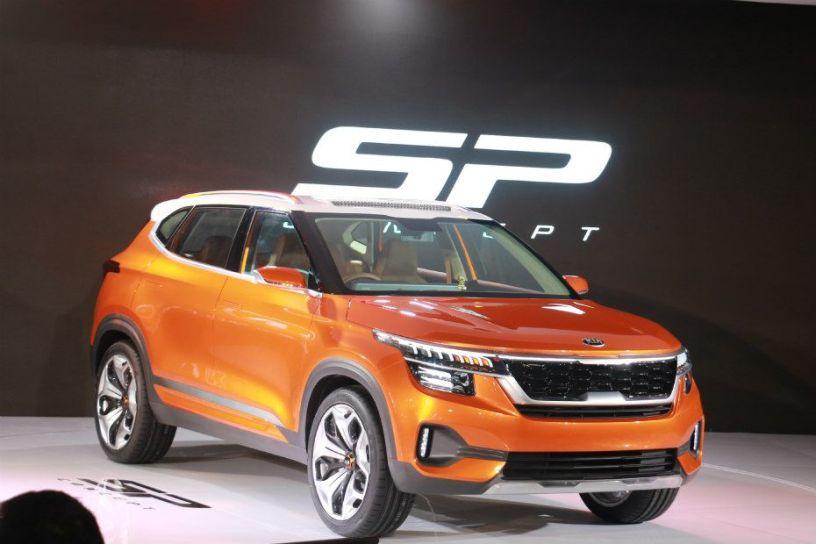 Kia SP concept