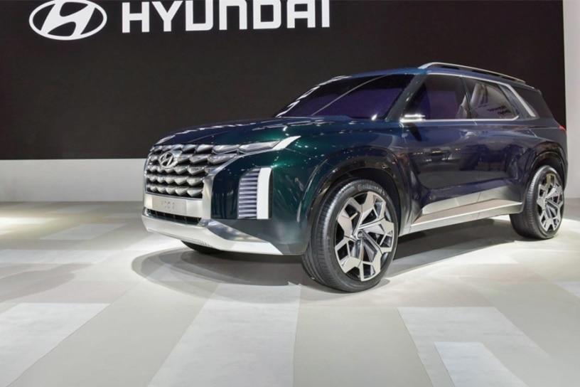 Hyundai Grandmaster HDC-2 SUV Concept