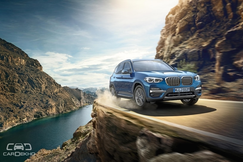 BMW X3 Petrol Launched At Rs 56.9 Lakh