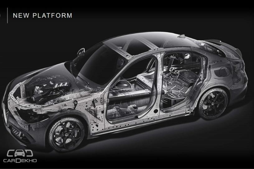 Alfa Romeo Giorgio Platform