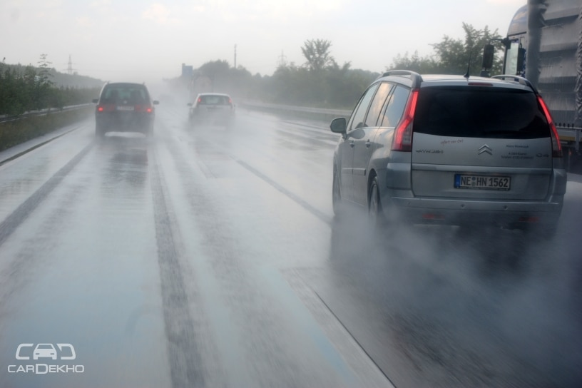 Driving In The Rain: Tips To Stay Safe On The Road