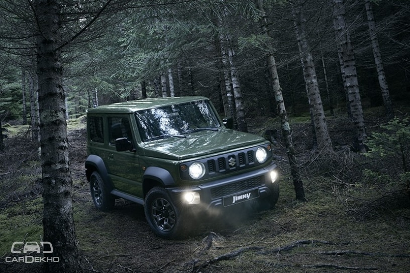 2018 Suzuki Jimny Vs Jeep Renegade: Specifications & Features Comparison