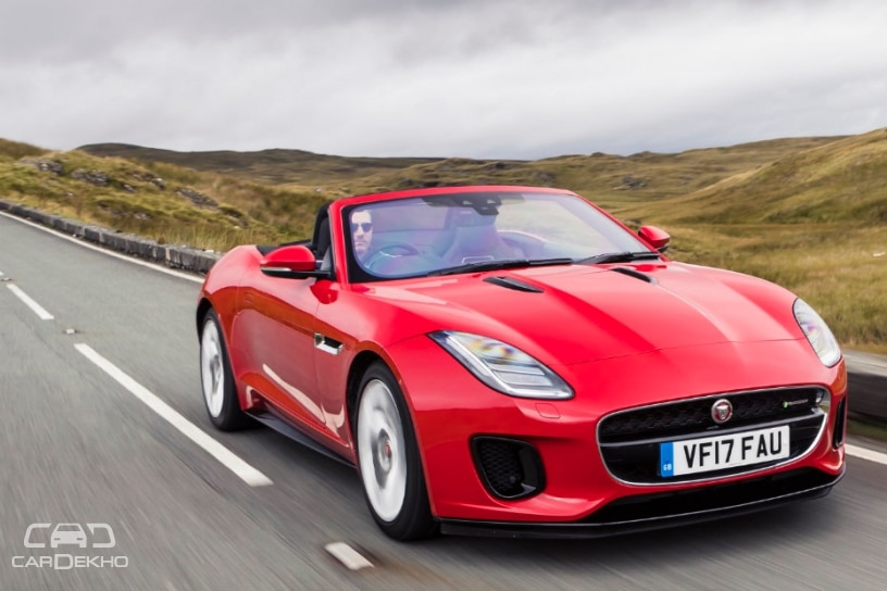 Jaguar F-Type 2.0-litre Convertible
