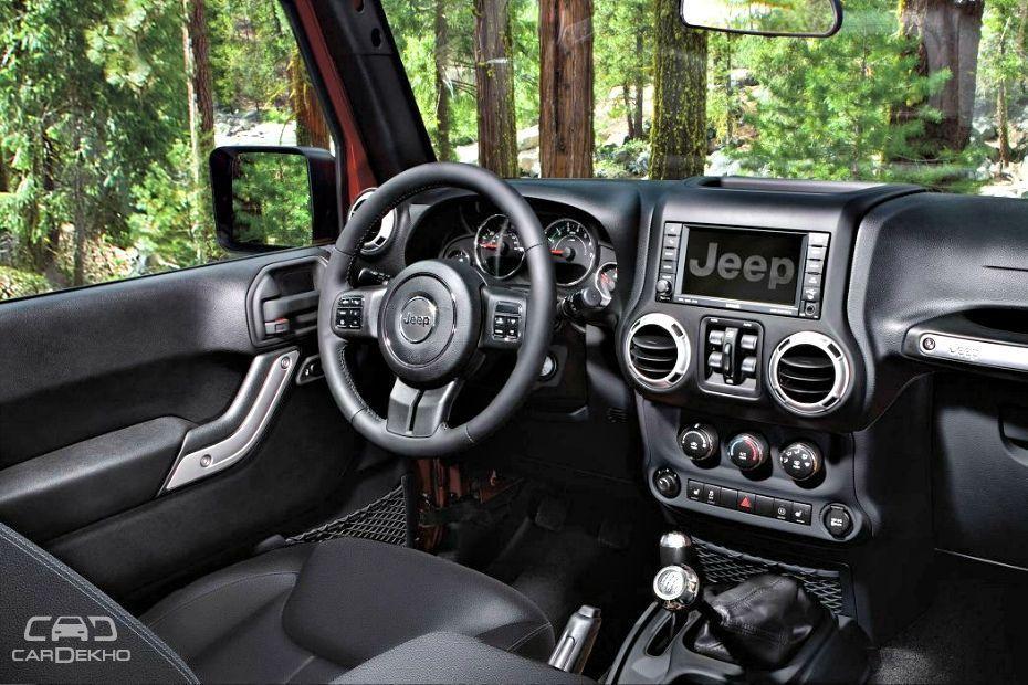 2018 Jeep Wrangler Interior Fully Revealed >> Jeep Wrangler Interior Images | Brokeasshome.com