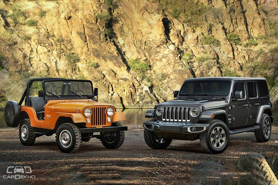 Jeep Pulls The Wraps Off 2018 Jeep Wrangler At 2017 LA Auto Show