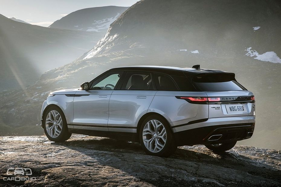 range rover velar prices announced starts from rs lakh. Black Bedroom Furniture Sets. Home Design Ideas