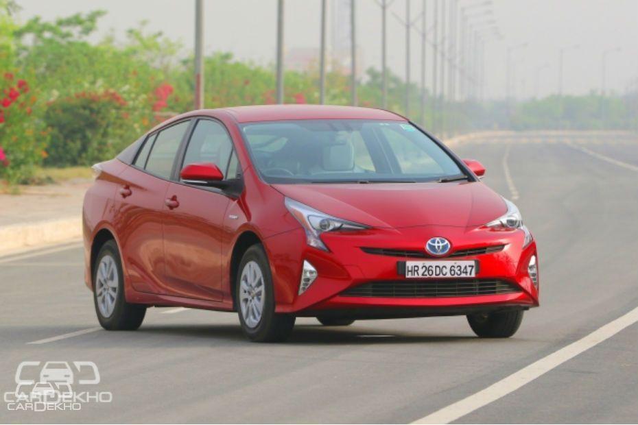 Internal & External Factors of Toyota