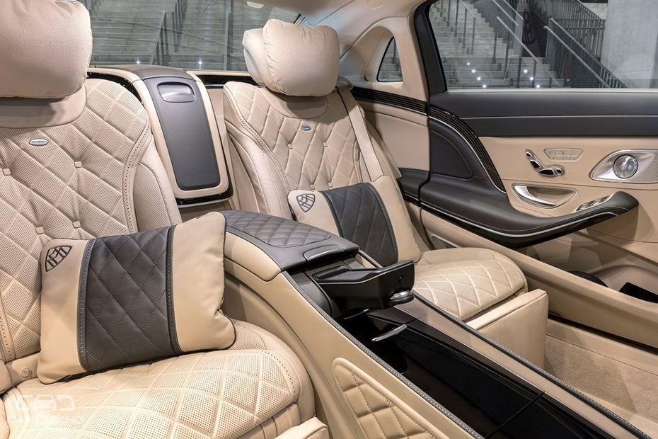 Mercedes Maybach S 650