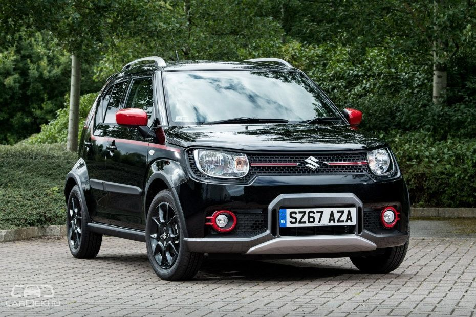 suzuki ignis adventure introduced in the uk will it come to india. Black Bedroom Furniture Sets. Home Design Ideas