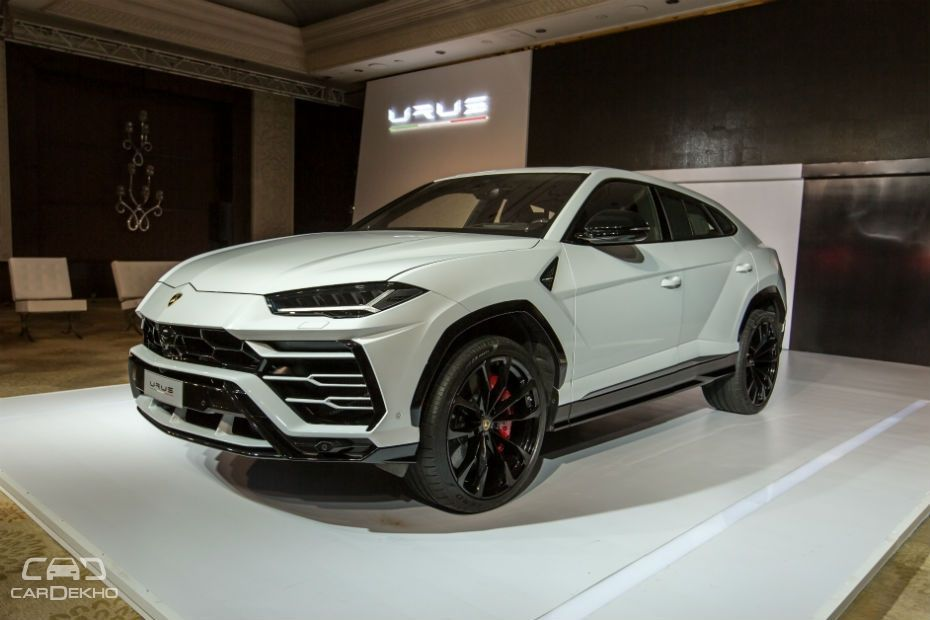 Lamborghini Suv Price >> Lamborghini Urus Price In India Revealed