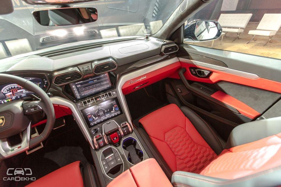 Lamborghini Urus Price In India Revealed