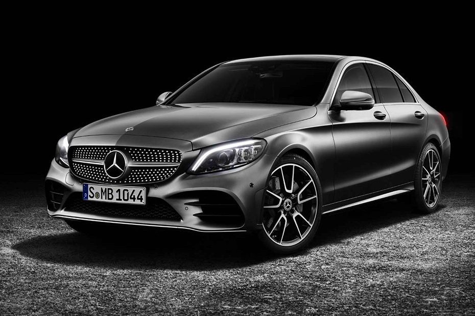 Mercedes benz to showcase updated c class at geneva motor for Mercedes benz worldwide sales figures