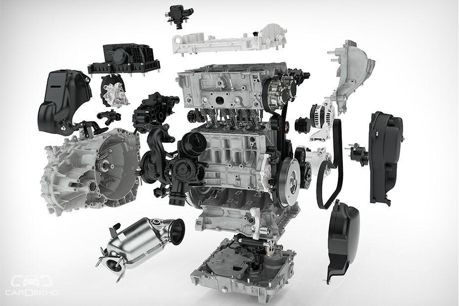 Volvo 1.5-litre 3-cylinder petrol