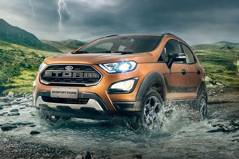 ford ecosport storm in pictures rugged 4x4 suv we want in india. Black Bedroom Furniture Sets. Home Design Ideas