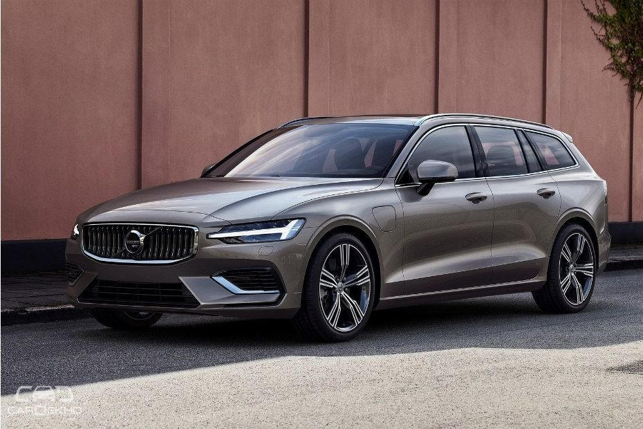 2019 volvo v60 previews new india