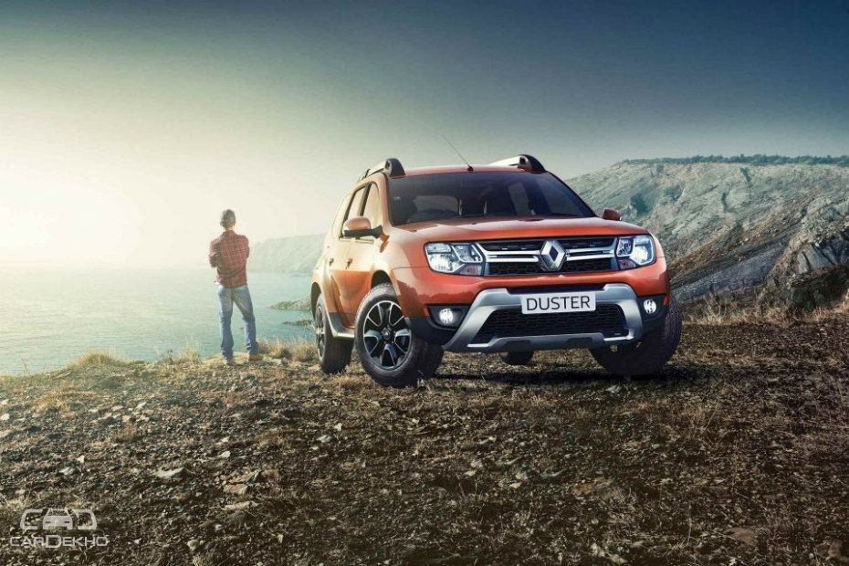 Renault Duster Gets A Price Cut Of Up To Rs 1 Lakh