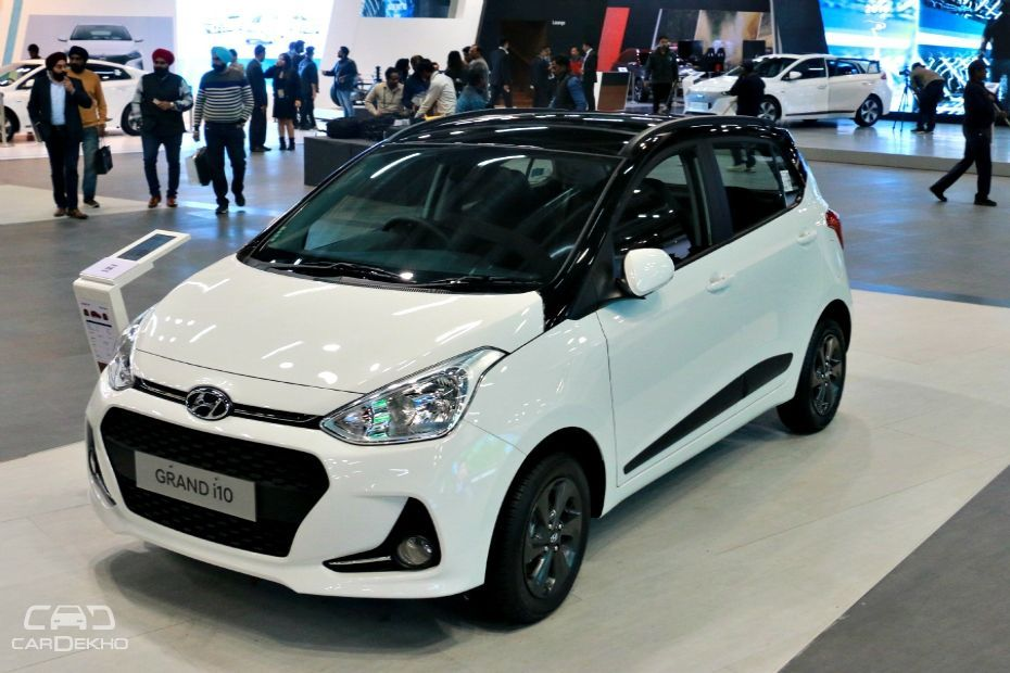Hyundai Grand I10 Dual Tone Prices Out