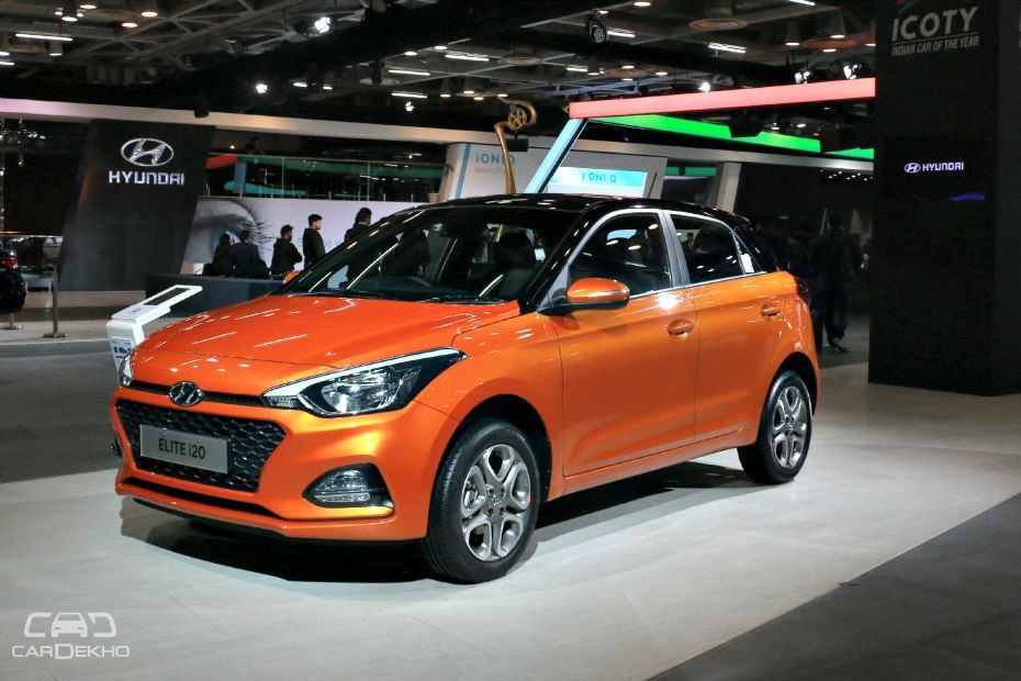 Hyundai Elite i20 Facelift